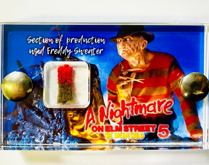 A Nightmare on Elm Street 5 - Freddy Sweater Section