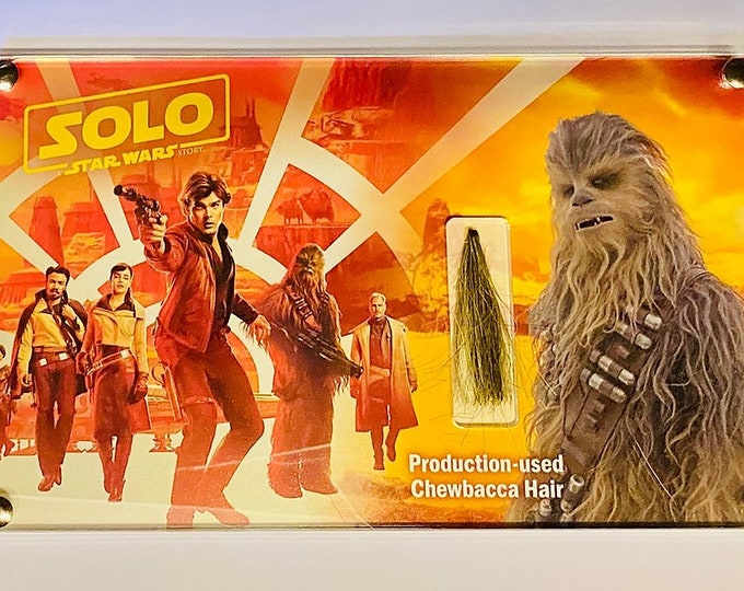 Large Display Solo: A Star Wars Story - Chewbacca Hair