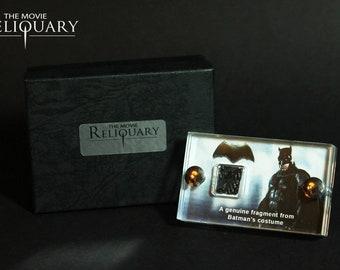 Mini Display - Batman costume fragment