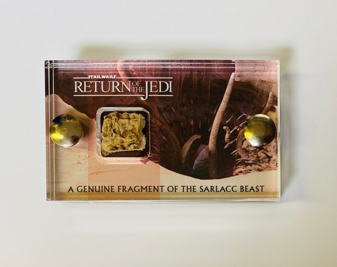 Mini Display - Star Wars - Return of the Jedi - Sarlacc Beast Piece