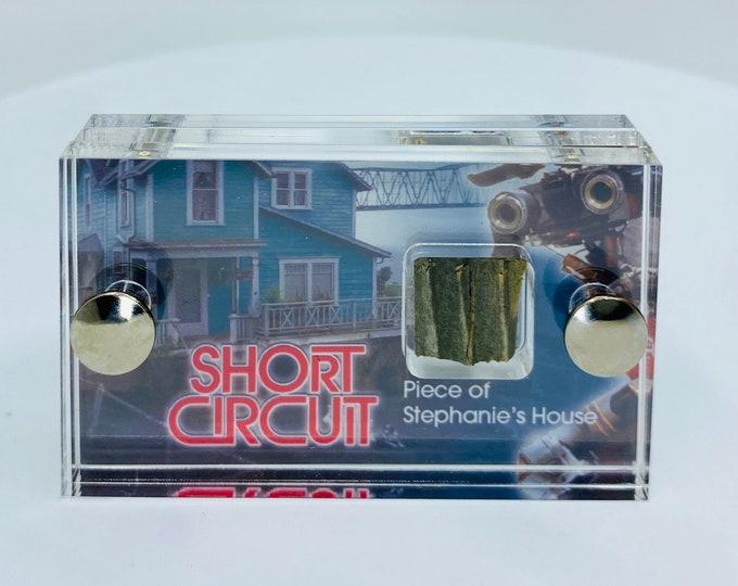 Mini Display - Short Circuit - Piece of Stephanie's House / Johnny 5