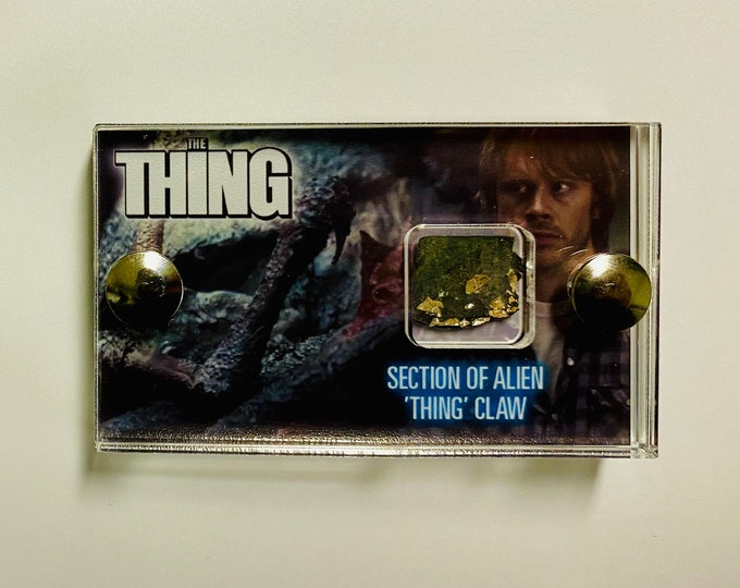 The Thing (2011) Alien 'Thing' Claw Section