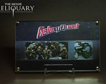 Galaxy Quest - Sarris warrior costume fragment display