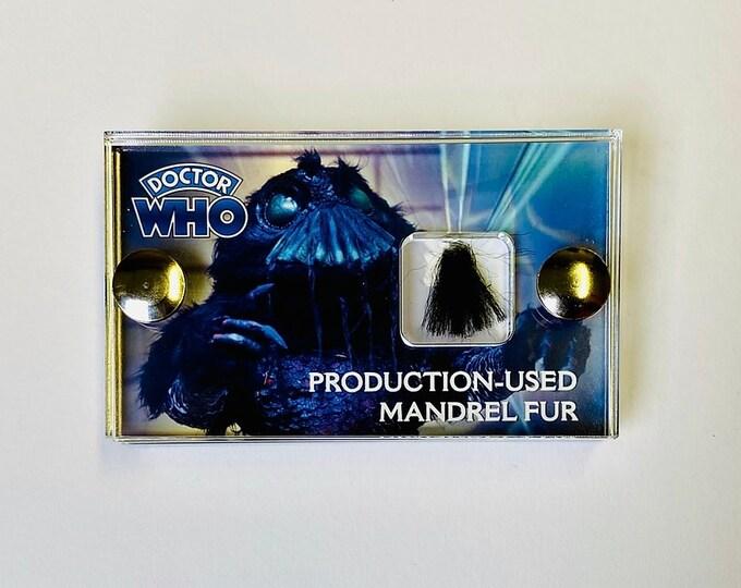Production Used Mandrel Fur - Nightmare of Eden 1979