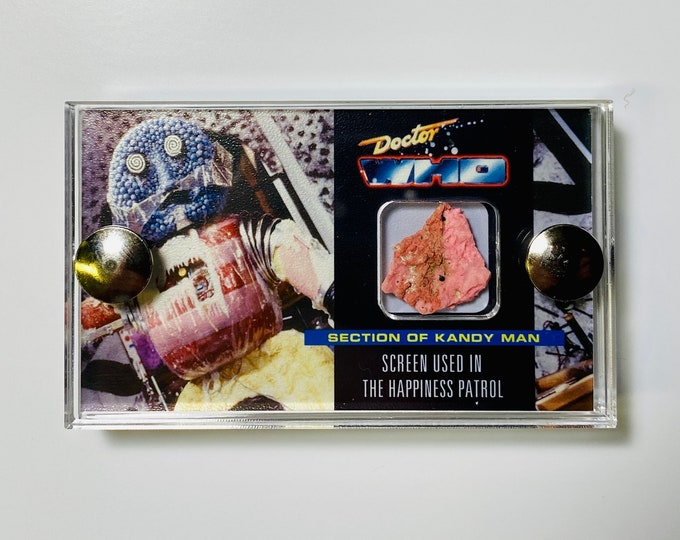 V2 Mini Display - Kandy Man - Screen Used Section