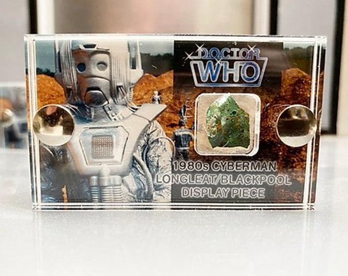Doctor Who - Attack Edition 80's Cyberman Longleat / Blackpool - Mini Display