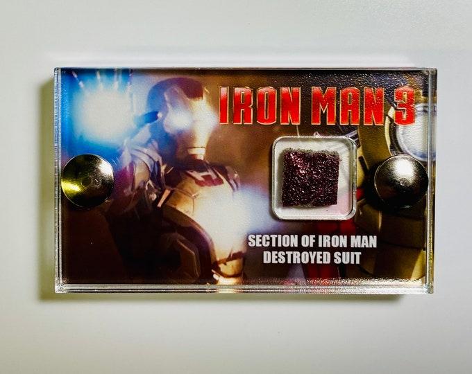 Iron Man 3 - Red Suit Fragment - Mini Display