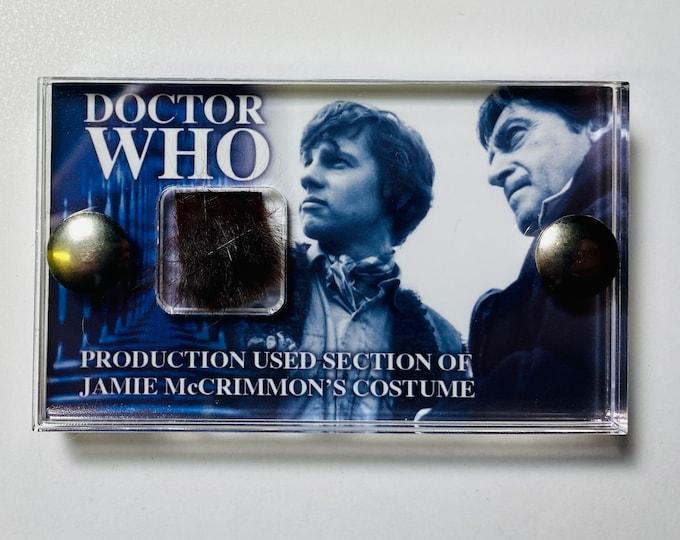 Mini Display - Doctor Who Jamie McCrimmon Costume Display