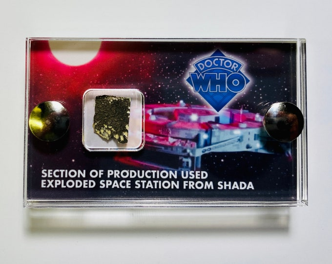 Doctor Who - Section of Space Station from Shada
