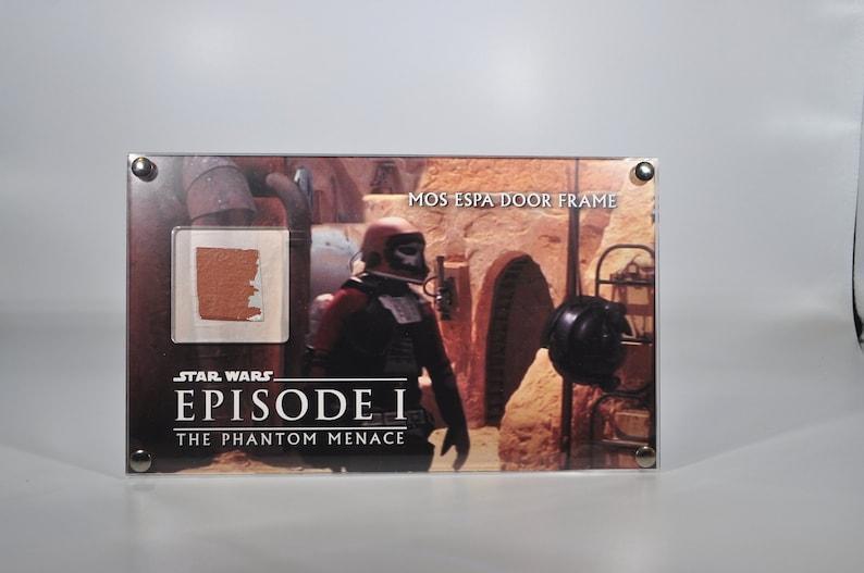 Large Display  Star Wars  Episode 1  Mos Espa Door Frame image 0