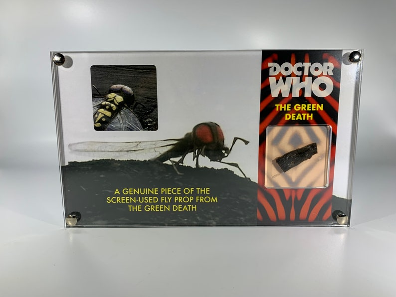 Doctor Who  Original Fly Segment from The Green Death image 0