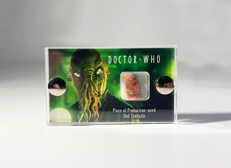 Mini Display  Doctor Who Ood Tentacle Costume Display image 0