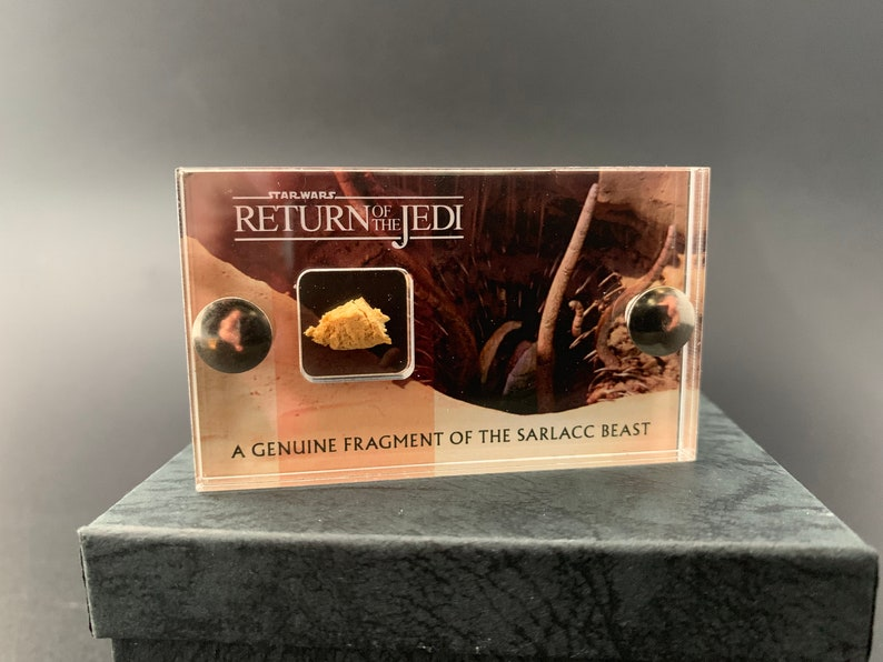 Mini Display  Star Wars  Return of the Jedi  Sarlacc Beast image 0
