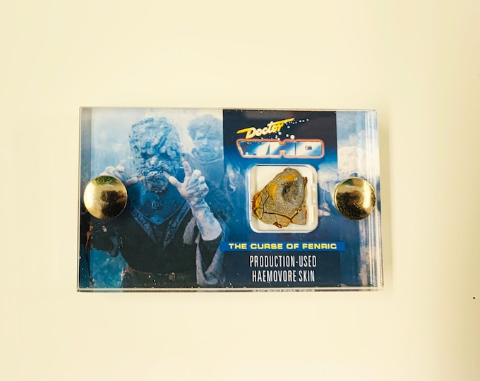 Mini Display - Doctor Who - Haemovore Skin from The Curse of Fenric