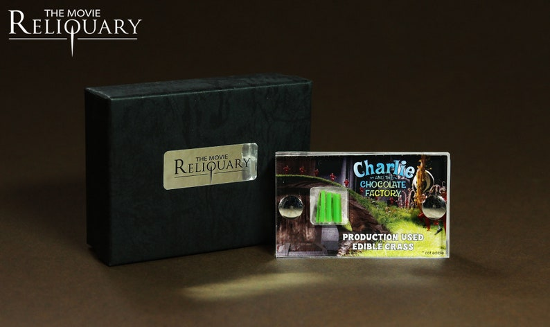 Mini Display  Charlie and the Chocolate Factory Production image 0