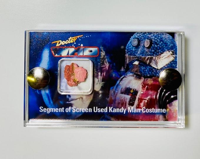 V1 Mini Display - Kandy Man Screen Used Segment