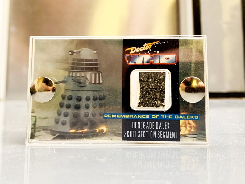 Doctor Who  Dalek Skirt Segment from Remembrance of the image 0