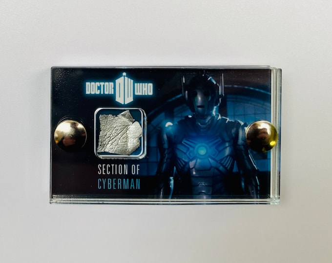 OFFER: Mini Display Doctor Who -  Section of Cyberman
