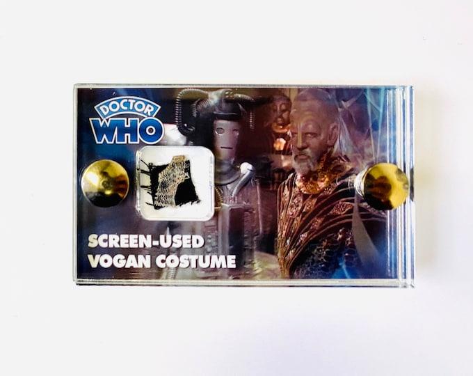 V2 Revenge of the Cybermen - Vogan Costume Piece