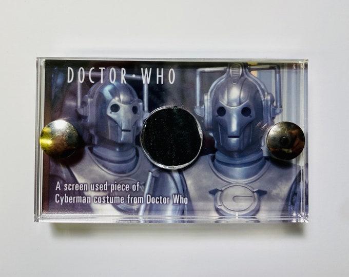 Mini Display - Doctor Who Original Cyberman Piece Design 3