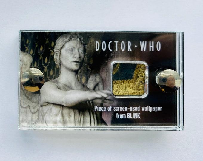 V2 Mini Display - Doctor Who Blink Wallpaper