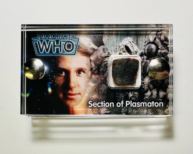 Doctor Who - Section of Screen Used Plasmaton