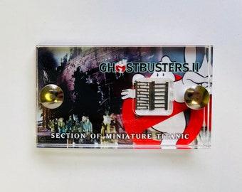 Mini Display - Ghostbusters 2 - Titanic Miniature Section