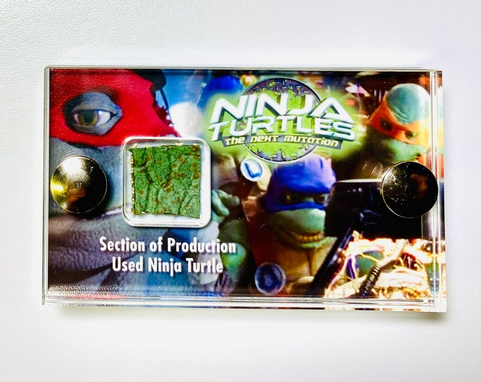 Mini Display - Ninja Turtles The Next Mutation