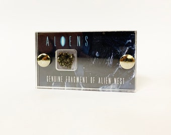 Mini Display -  Aliens - Charred Alien Nest Display