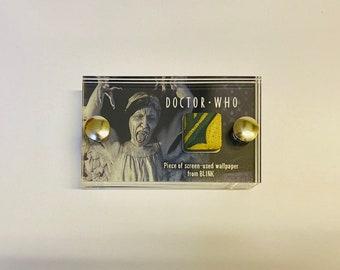 Mini Display - Doctor Who Blink Wallpaper