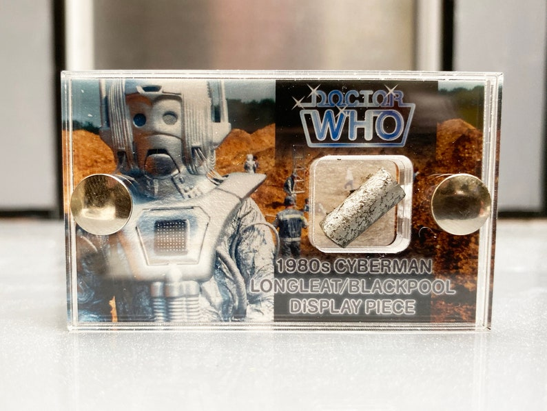 Doctor Who  Tube Attack Edition 80's Cyberman Longleat / image 0