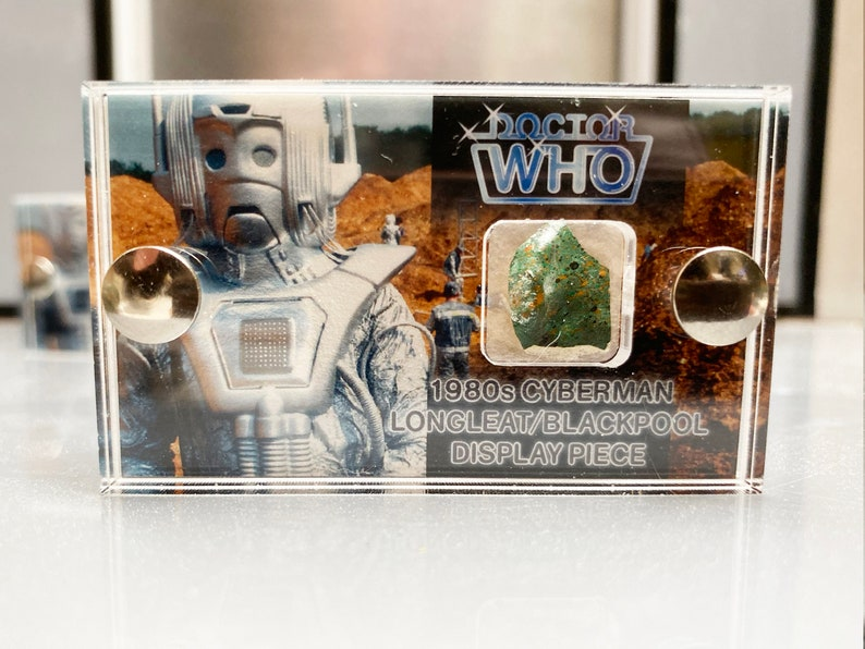 Doctor Who  Attack Edition 80's Cyberman Longleat / image 0