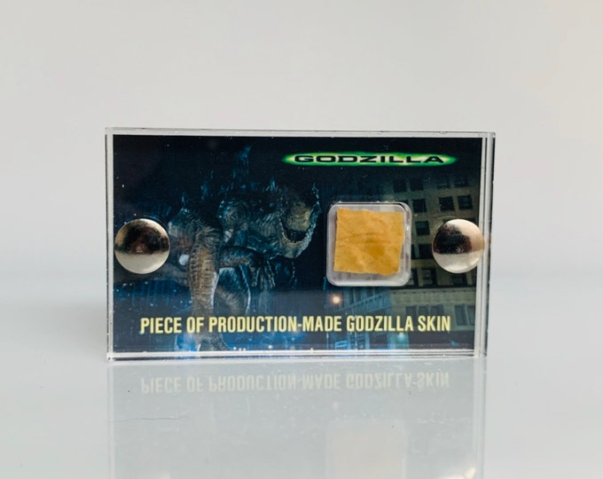 Mini Display - Godzilla Production Made Skin