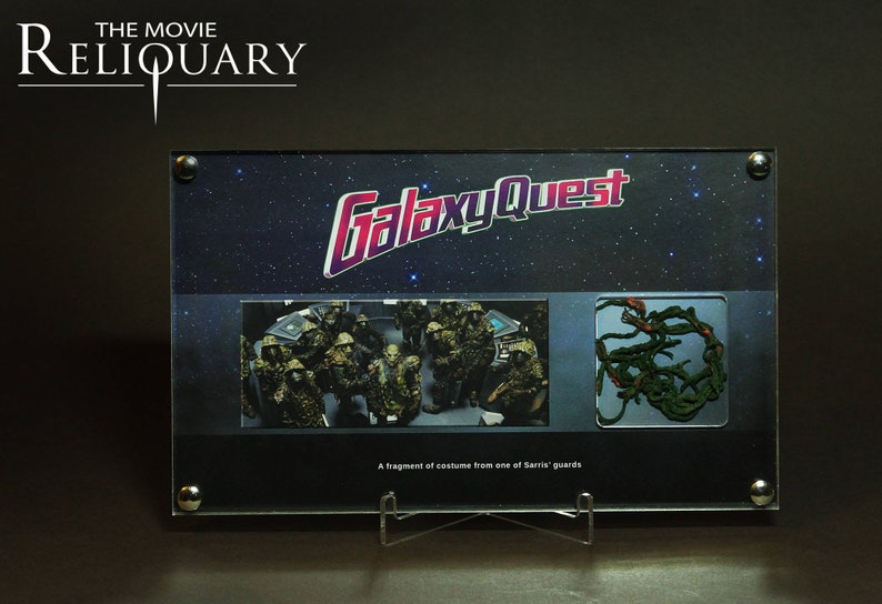 Galaxy Quest  Sarris warrior costume fragment display image 0