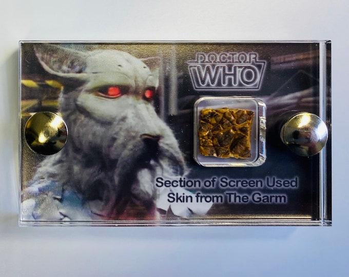 Mini Display - Doctor Who Terminus - The Garm