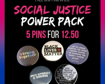 Social Justice Power Pack