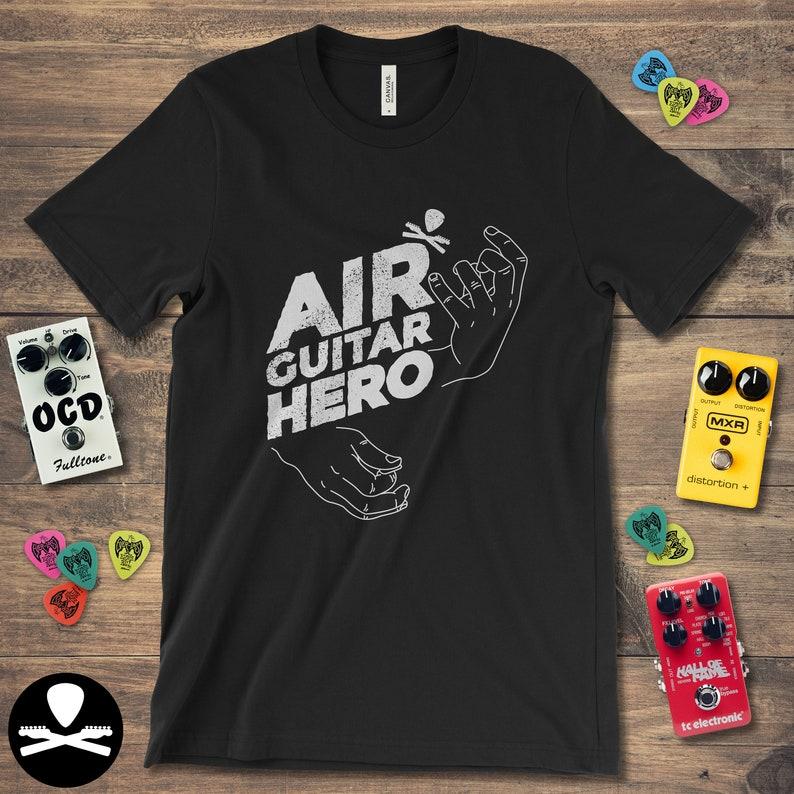 Air Guitar Hero T-Shirt image 0