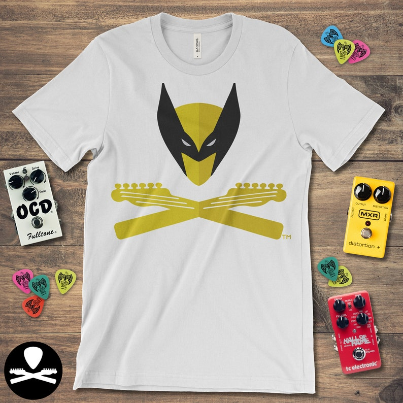 Wolverine Crossbones aka The Ol' Canucklehead T-Shirt image 0