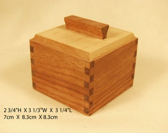 Small Rectangular Box #27