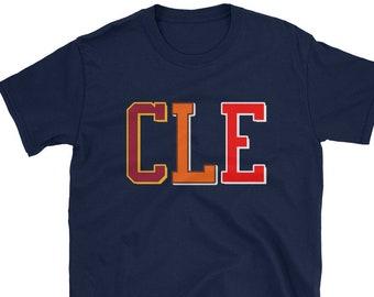 """Cleveland Cavaliers /""""Run CLE/"""" Hooded SWEATSHIRT HOODIE"""