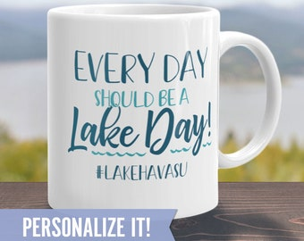 Funny lake quotes | Etsy