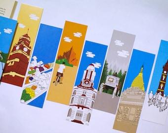 Sarnyat Bookmarks ( 10 pcs )