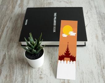 Mandalay Bookmarks ( 2 pcs )