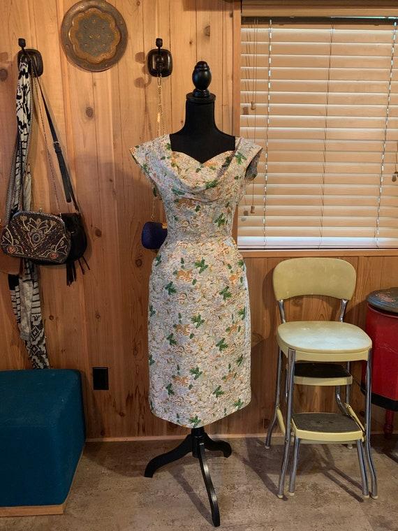 1940s Samuel Groner Dress