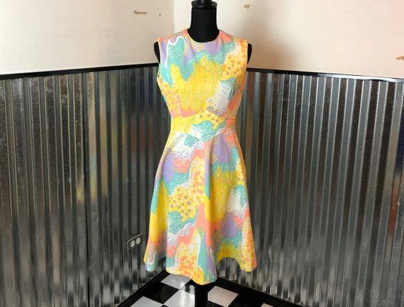 Parkshire Original Pastel Fit and Flare Dress