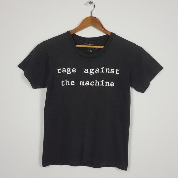 Vintage 90's RAGE AGAINST The MACHINE American Roc
