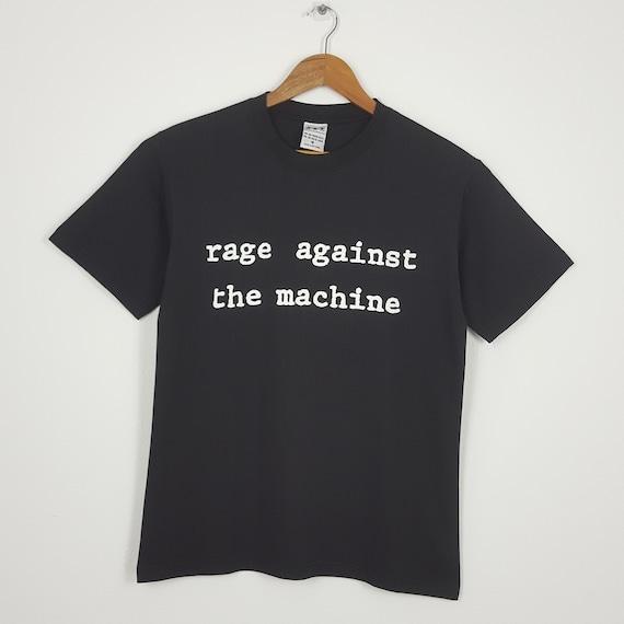 Vintage Rage Against The Machine Band Rock T-Shirt