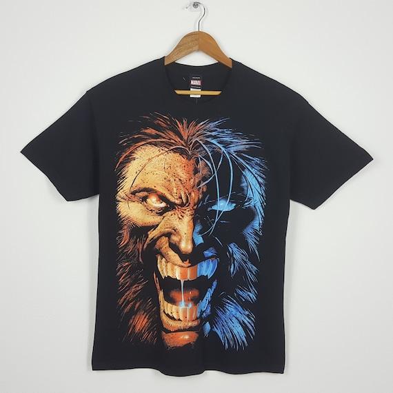 Vintage Volverine X-MEN Marvel Comics t-shirt
