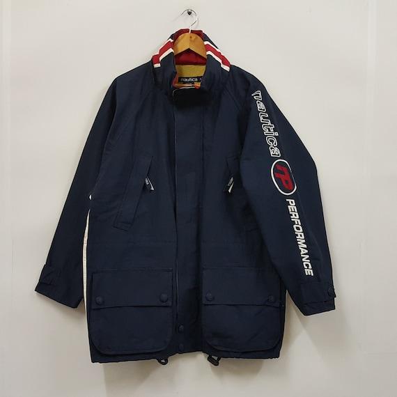 Vintage NAUTICA PERFORMANCE nice design jacket