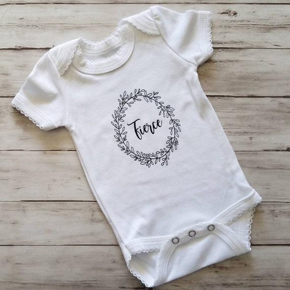 Preemie Baby Onesie